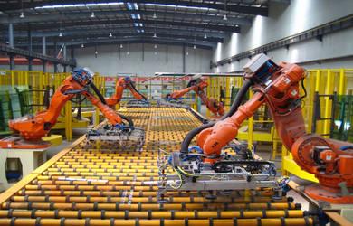 Desenvolvimento de sistemas de automação industrial