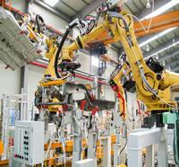 Projeto automação industrial