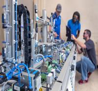 Balança para automação industrial