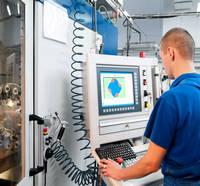 Automação de maquinas operatrizes