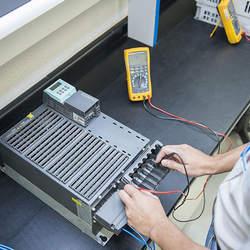Empresa de manutenção elétrica industrial